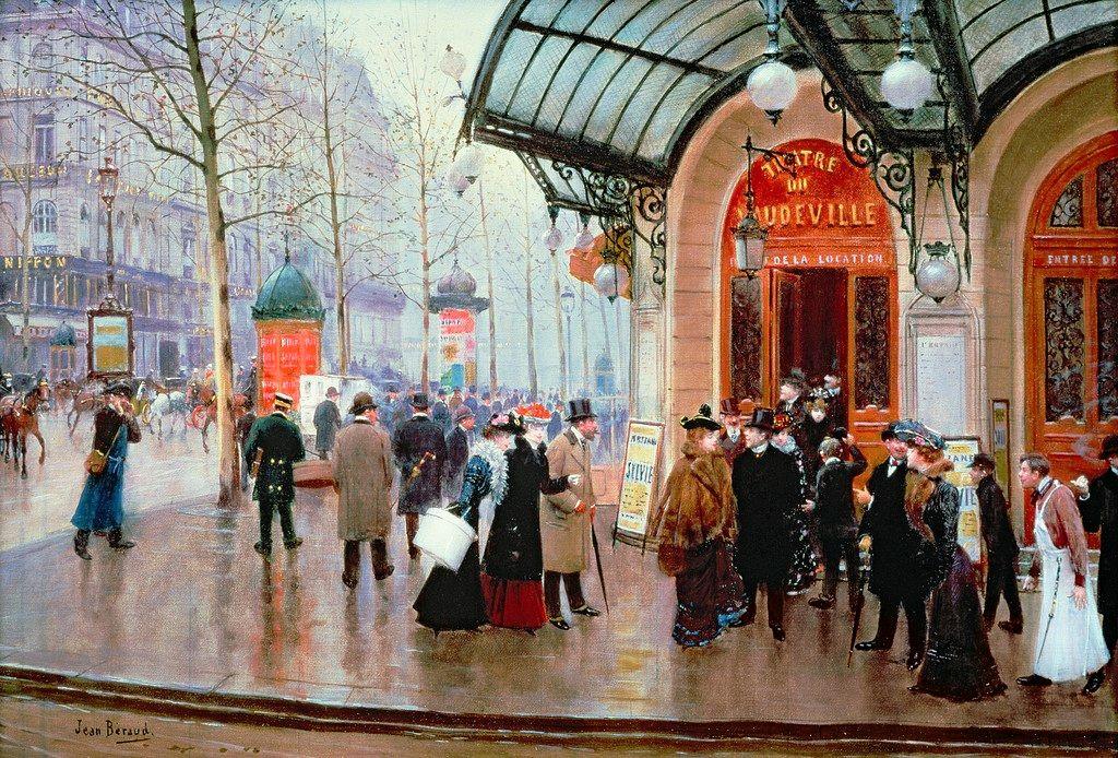 Jean-Georges Beraud (1849-1936)